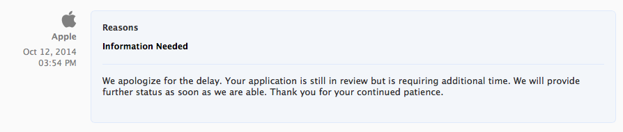 app store review process